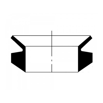 V-kroužek  VS 060 NBR