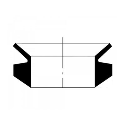V-kroužek  VS 018 NBR