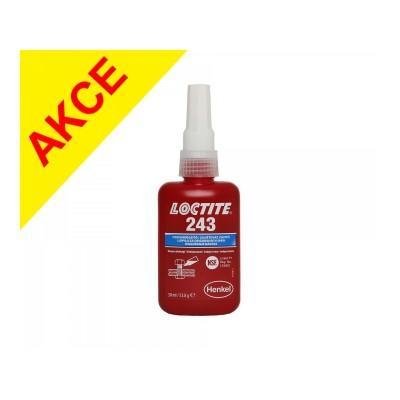 Loctite 243 50 ml lepidlo zajišťovač šroubů sp